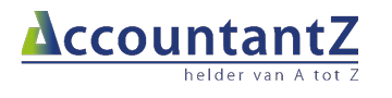 AccountantZ, vernieuwende accountant in Tiel logo